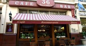 cafe 36 billares