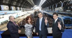 CFK y Randazzo