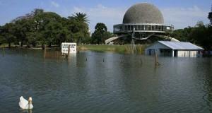 Planetario-inundado